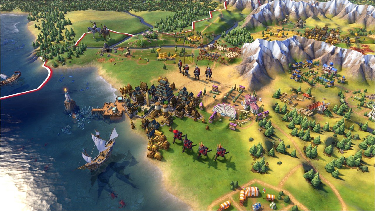 Civilization VI: Christopher Tin è compositore della soundtrack