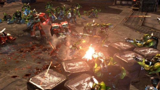 Dawn of War III: un nuovo video dedicato ai doppiatori del gioco
