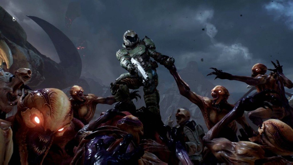 DOOM overwatch classifica vendite uk