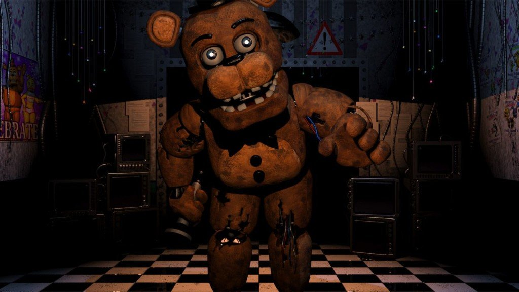 chris columbus Five Nights at Freddy's