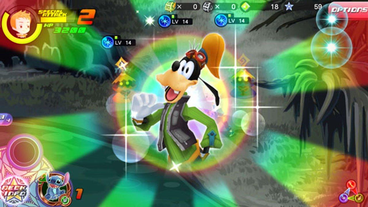 Kingdom Hearts Unchained Chi è disponibile in Europa da oggi