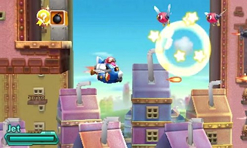 kirby planet robobot recensione nintendo 3ds