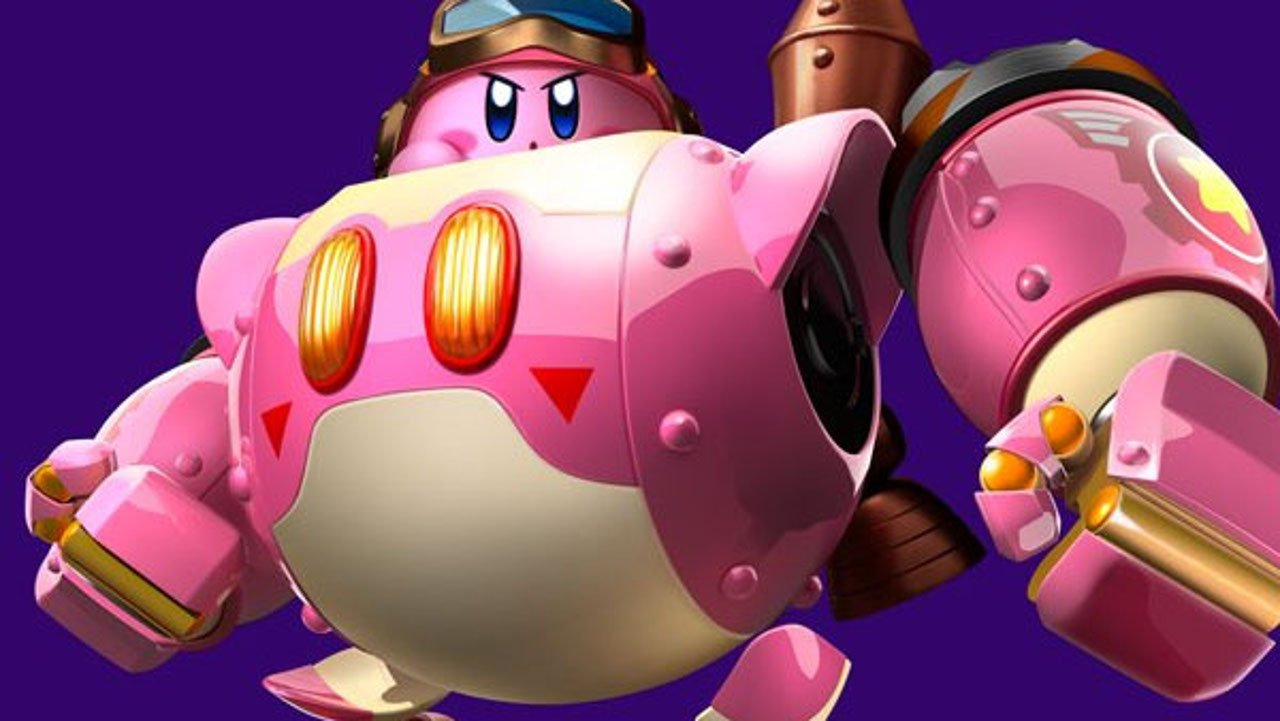 Media Create: Kirby Planet Robobot in testa alle classifiche