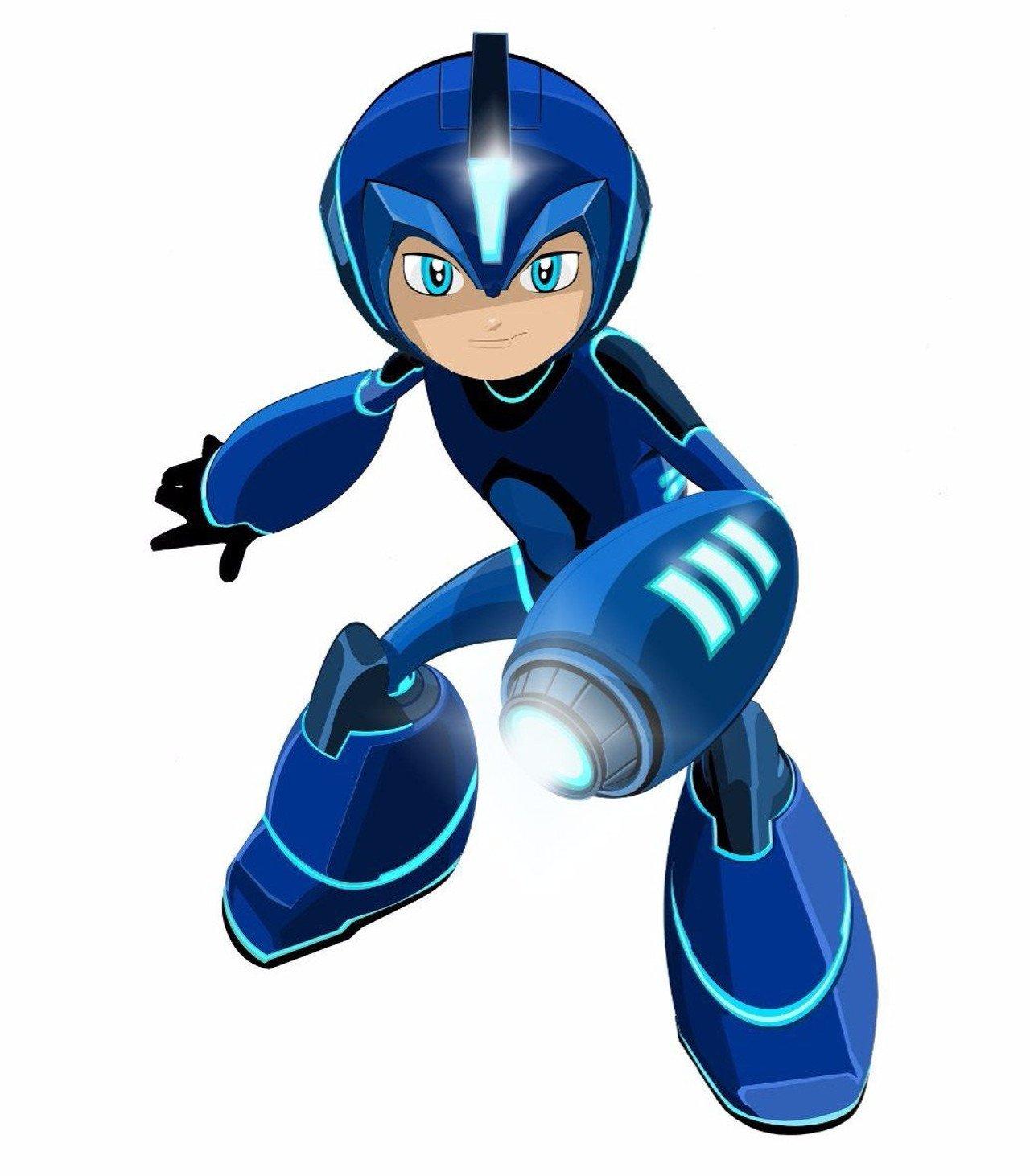 Mega Man: una prima immagine del nuovo cartoon