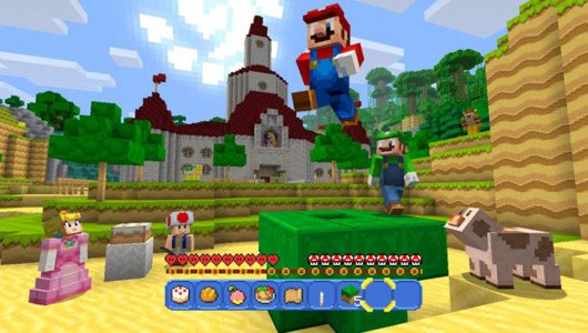 Minecraft nintendo switch data uscita
