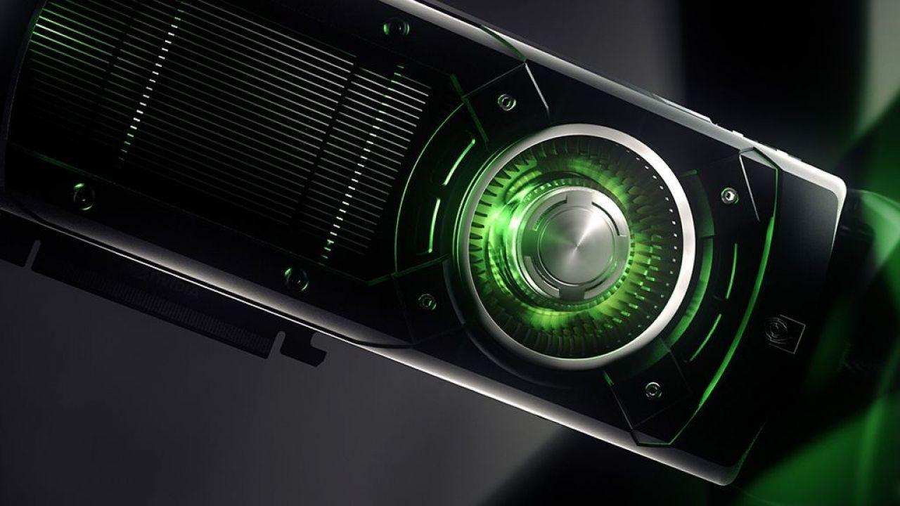 GeForce GTX 1080: la nuova scheda grafica è disponibile da oggi