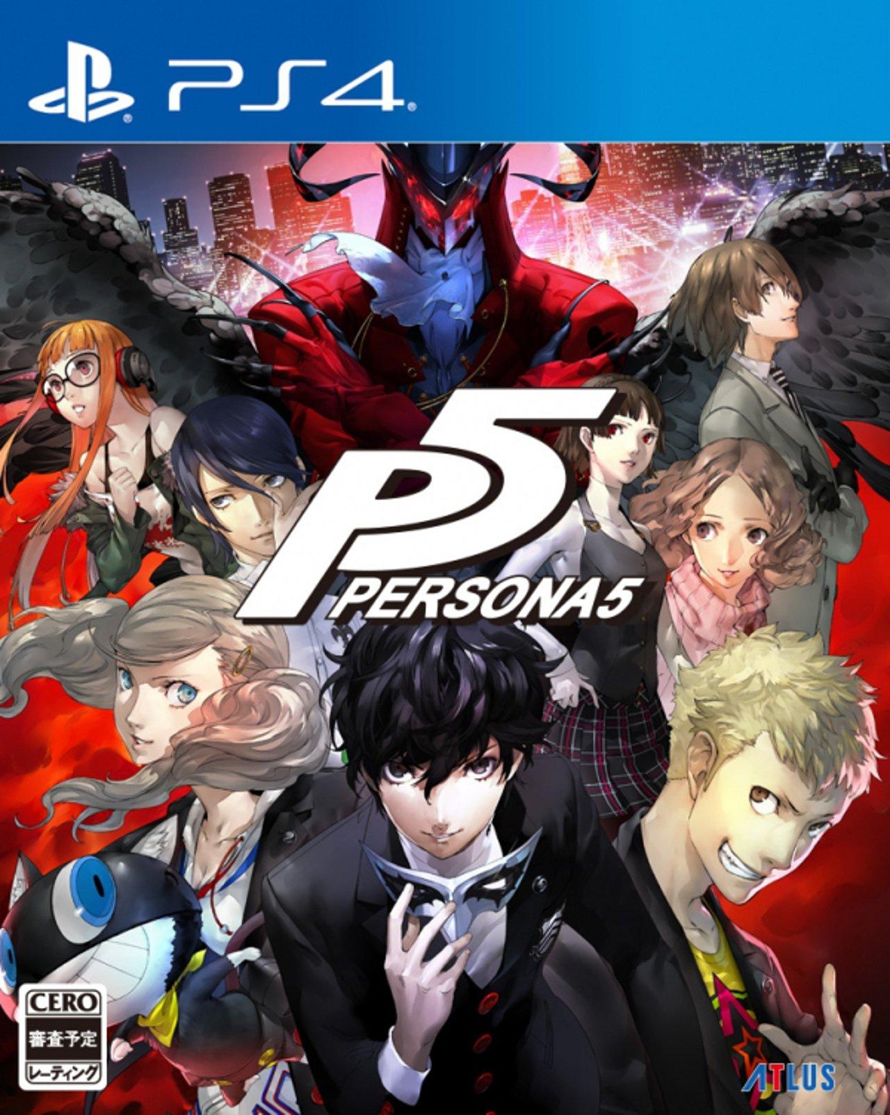Persona 5 ha una data d'uscita giapponese, nuovo trailer