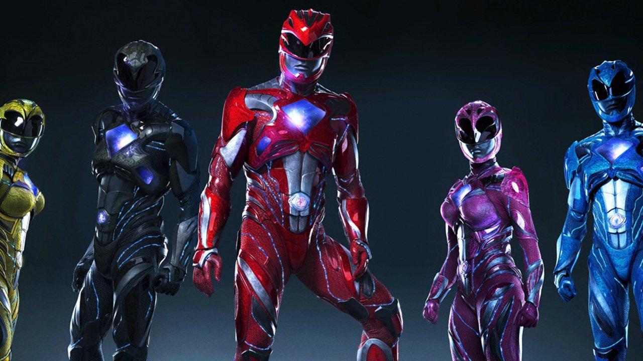 Power Rangers: ecco come saranno le tute nel nuovo film reboot