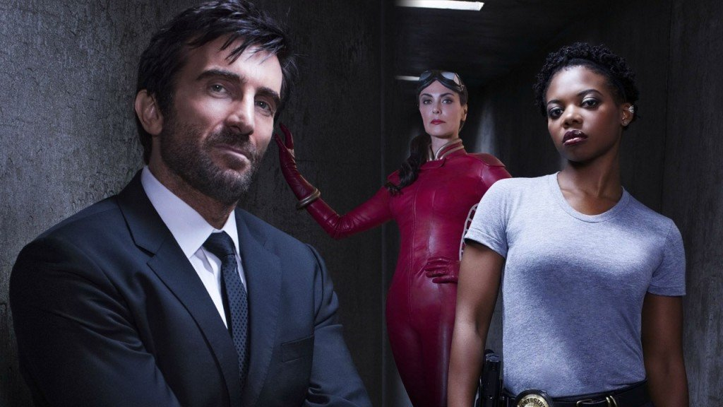 Powers, la serie tv di PlayStation Network, arriva su Infinity