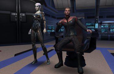 Star Trek Online season 12 console