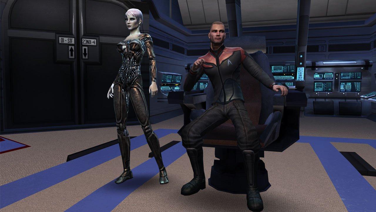 Star trek online le versioni console non avranno il cross play - Star trek online console ...