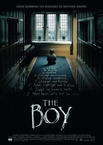 the boy recensione cinema