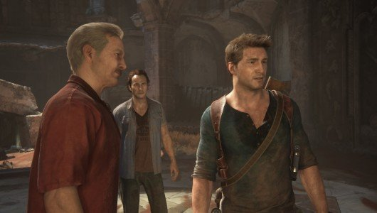 naughty dog uncharted 4
