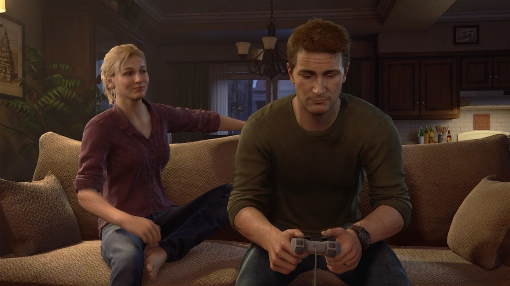 Uncharted 4 classifica vendite uk