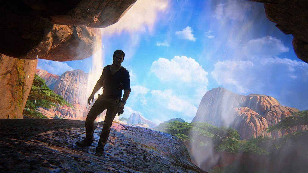 Uncharted 4 playstation store