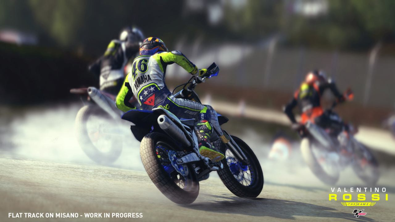 Valentino Rossi The Game in testa alle classifiche italiane