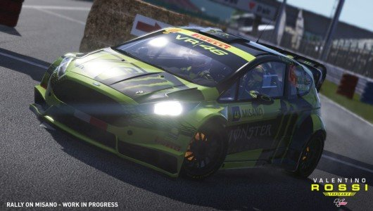 Valentino Rossi The Game: disponibile il DLC Ford Focus