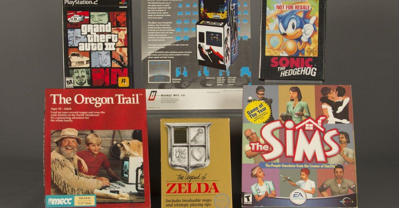 Zelda, Sonic e altri si aggiungono nei Videogame Hall of Fame
