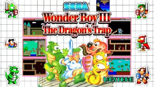 Wonder Boy The Dragon's Trap verrà riportato alla luce