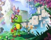 Yooka-Laylee: pubblicato il nuovo gameplay Glitterglaze Glacier