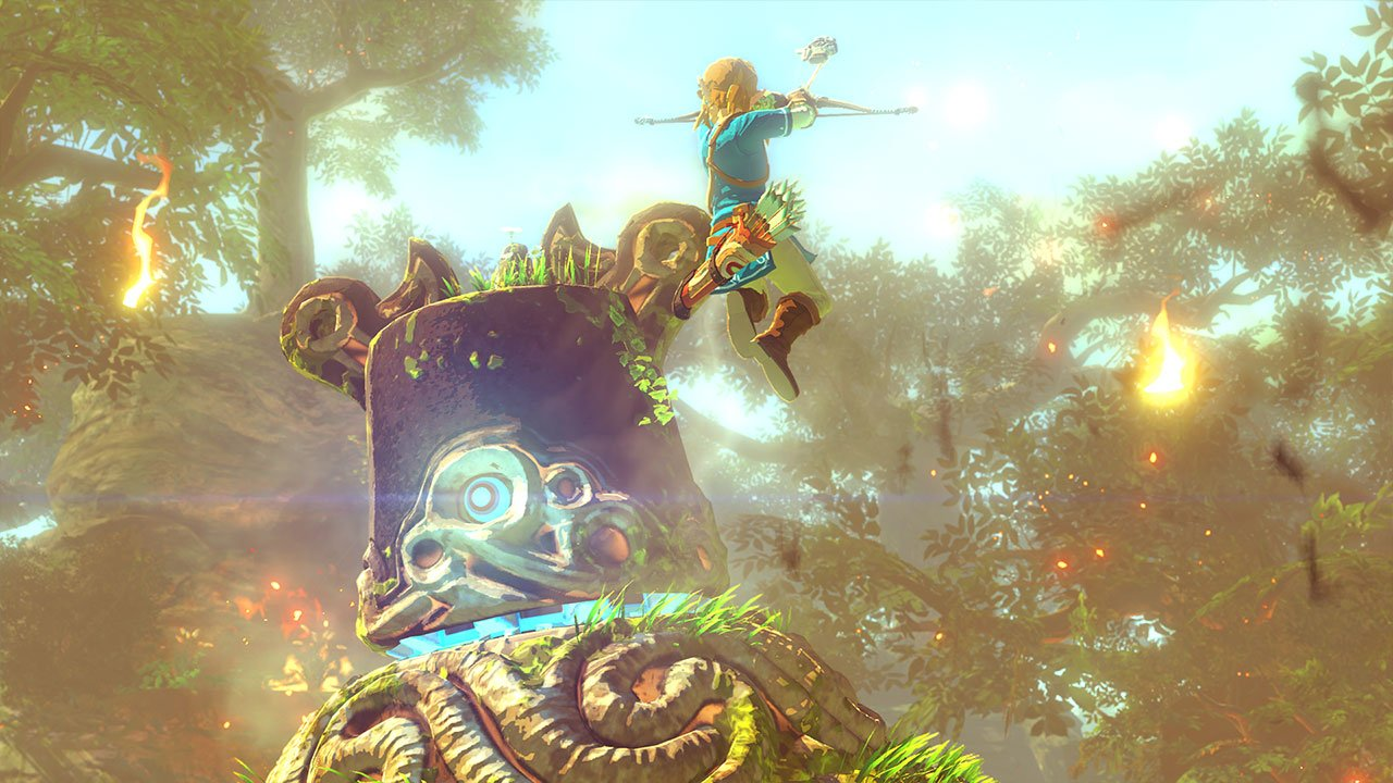 The Legend of Zelda: un'ora e mezzo di gioco all'E3 2016