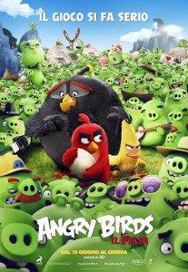 Angry Birds – Il Film locandina