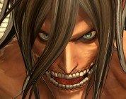 Attack on Titan girerà a 900p su Xbox One e 1080p su PS4