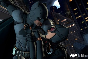 Telltale Nintendo Switch batman
