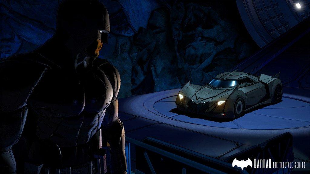batman the telltale series rinviato ps3 xbox 360