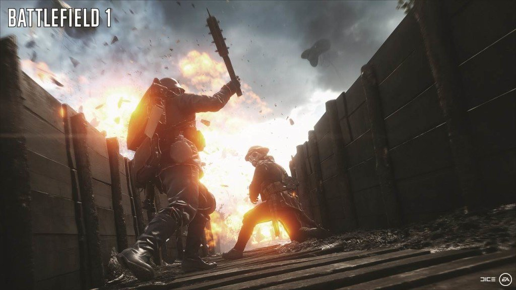 battlefield 1 closed alpha