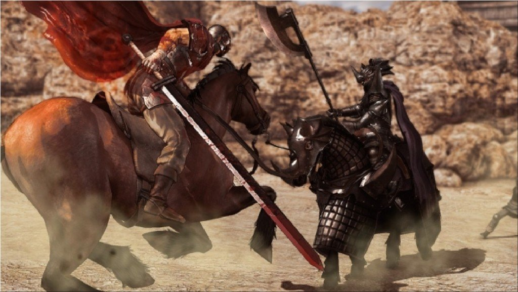 Berserk and the Band of the Hawk Xbox One
