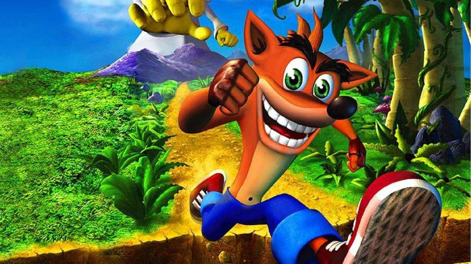 Crash Bandicoot Remastered ps4