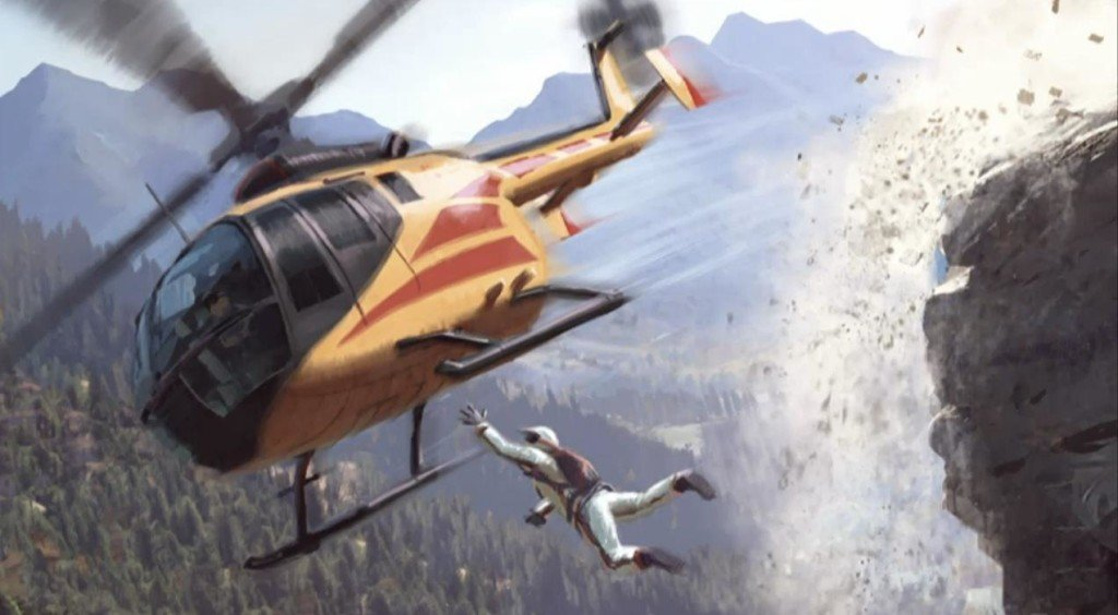 Criterion Games sport estremi cancellato