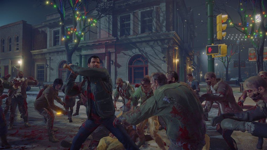 Dead Rising 4 campagna co-op