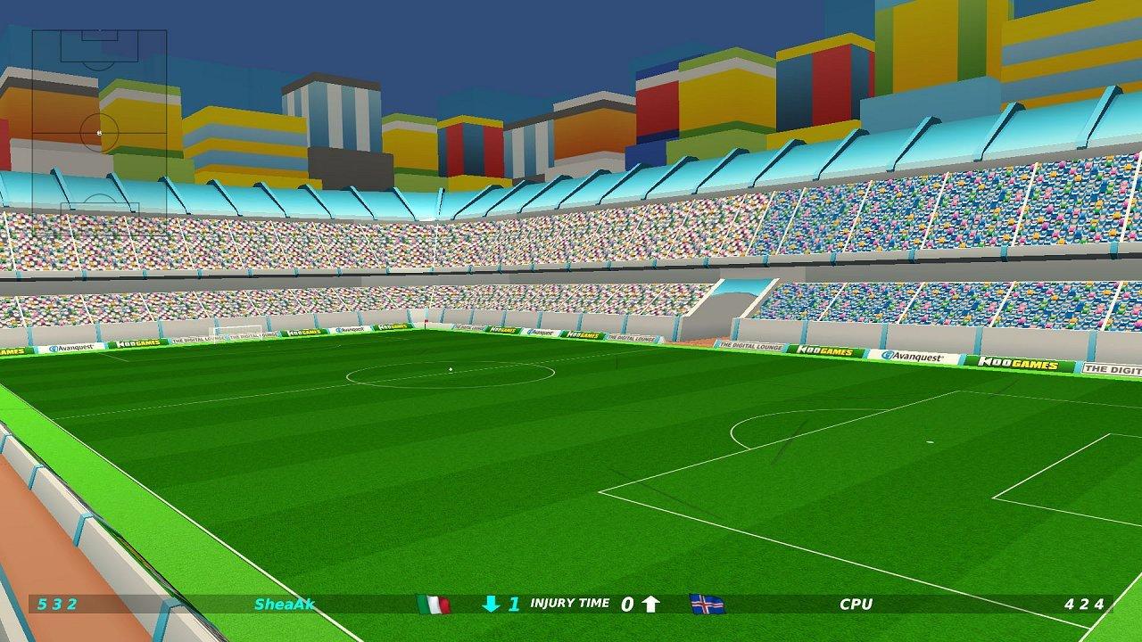 Dino Dini's Kick Off Revival immagine PS Vita PS4 02