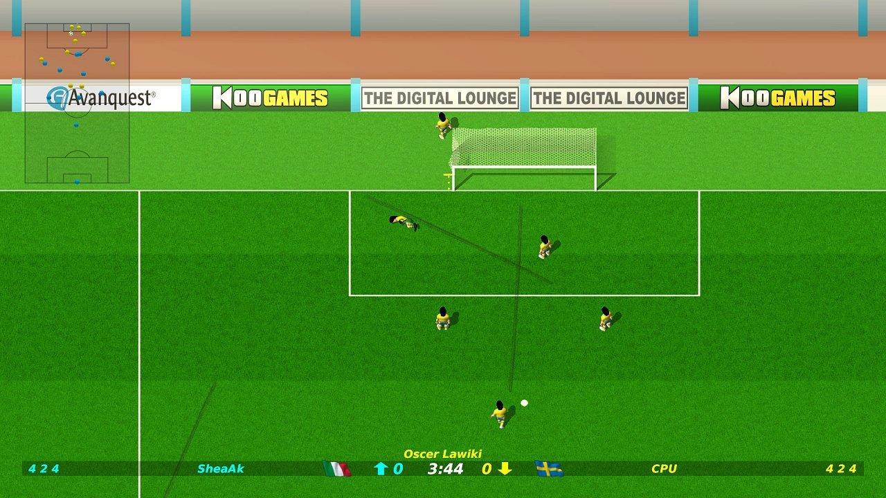 Dino Dini's Kick Off Revival immagine PS Vita PS4 09