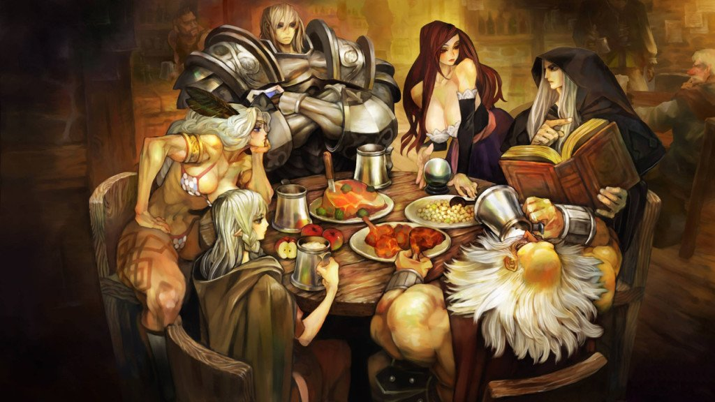 Dragon's Crown playstation store