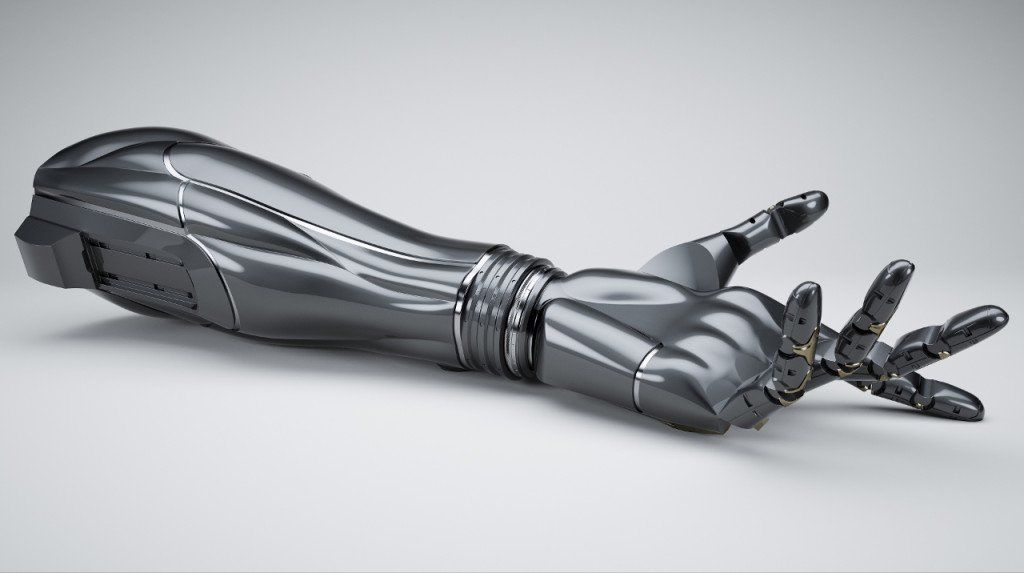 Eidos Open Bionics Deus Ex