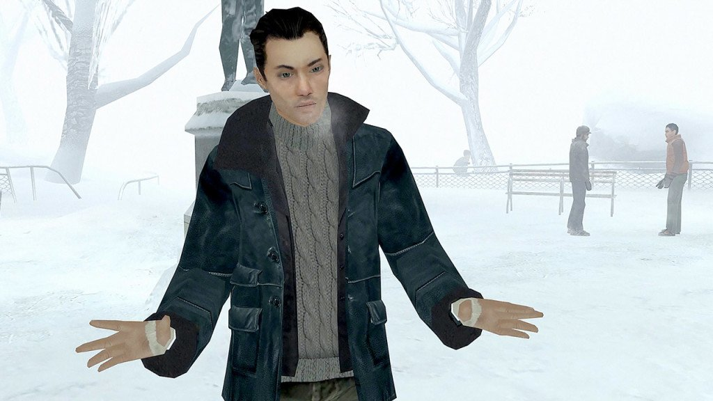 Fahrenheit Indigo Prophecy Remastered PS4