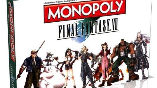 Final Fantasy VII Monopoly