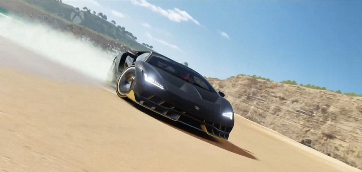 Forza Horizon 3 PC Xbox One Hub