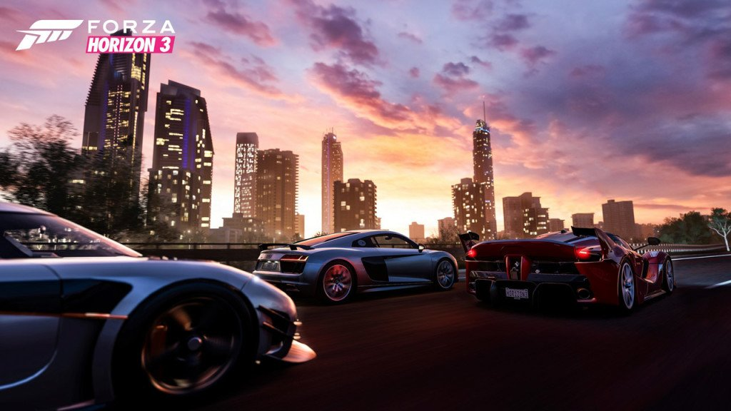 regalia final fantasy xv forza horizon 3
