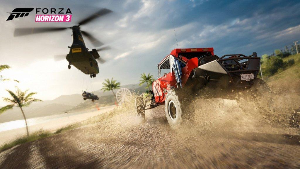 Forza Horizon 3 auto