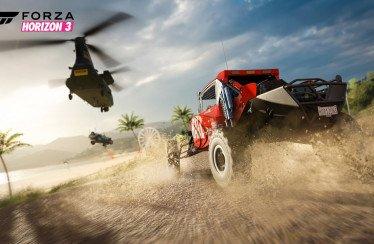 Forza Horizon 3 patch xbox one x