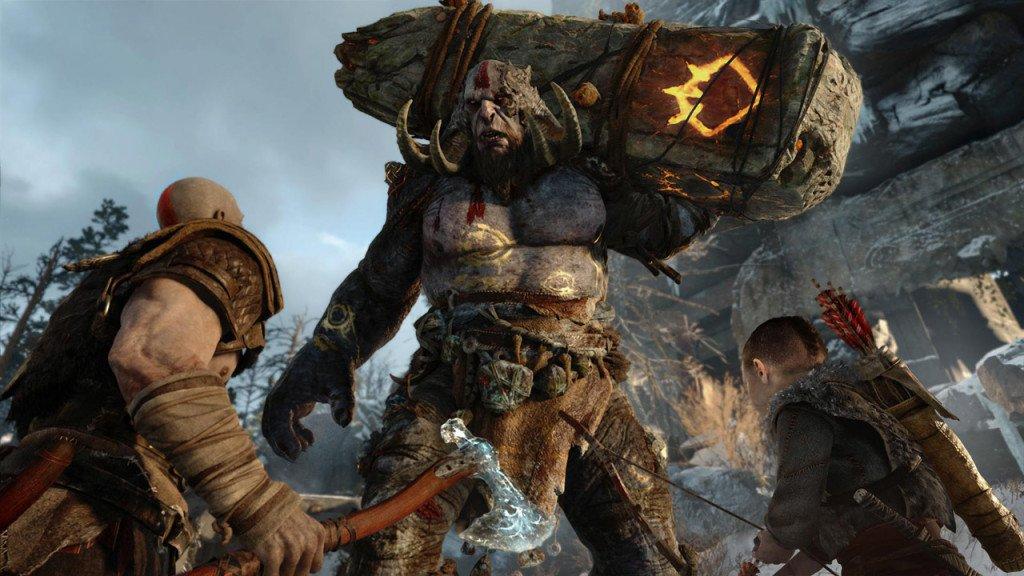 God of War RPG Open world e3 2016