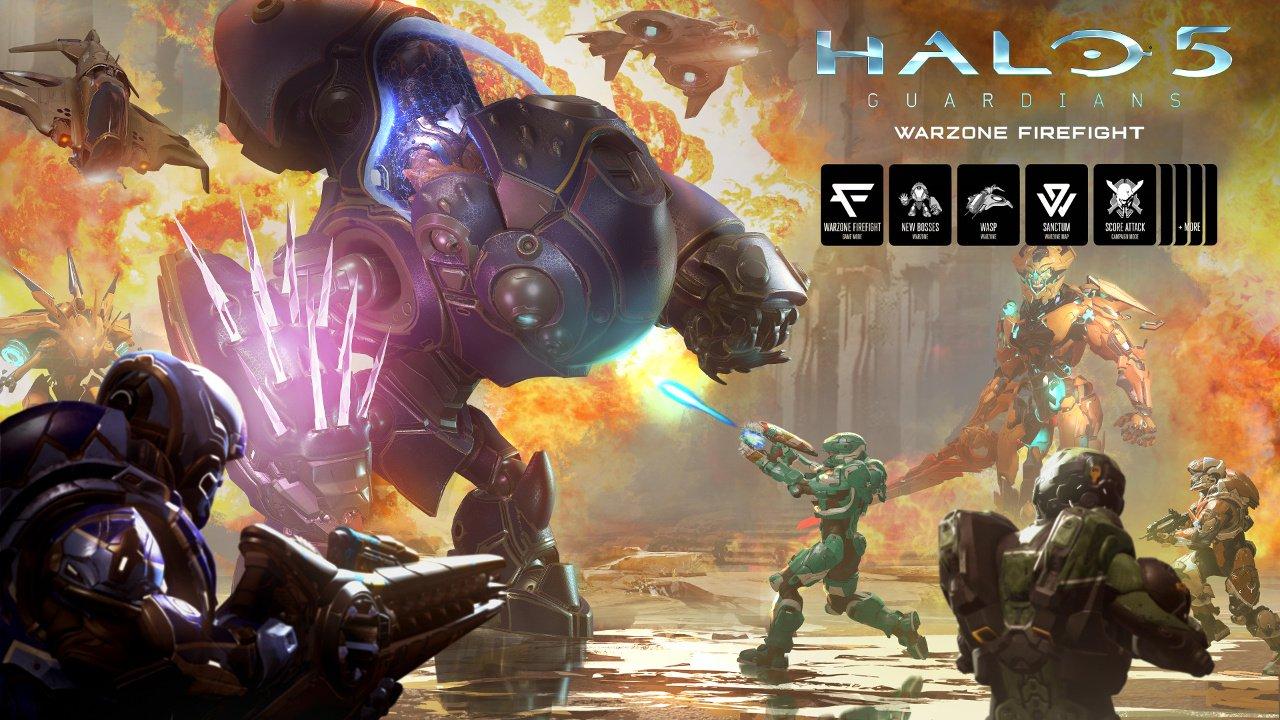 Halo 5 Guardians gratuito per una settimana