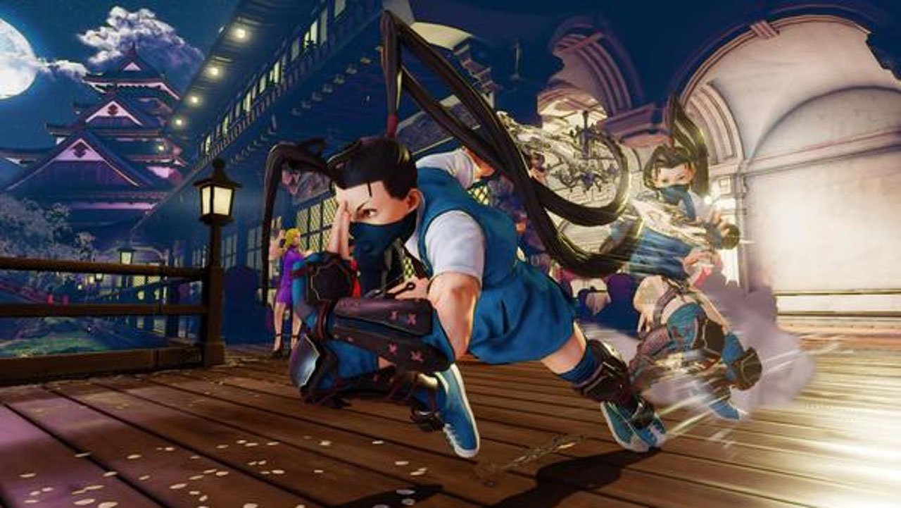Street Fighter V: Ibuki e la Cinematic Story Mode a fine mese