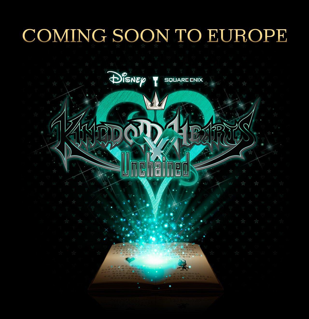 Kingdom Hearts Unchained Chi sta per arrivare in Europa