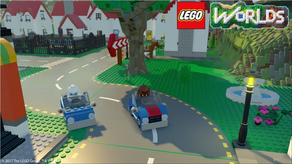 Warner Bros. Interactive Entertainment porterà LEGO Worlds a Let's Play