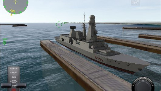 RORTOS annuncia Marina Militare - Italian Navy Sim